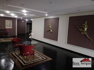 Apartamento Com 3 Dormitórios À Venda, 74 M² Por R$ 430.000 - Vila Esperança - São Paulo/sp - Ap4041