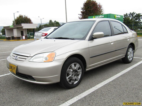 Honda Civic Lx At 1700cc Aa
