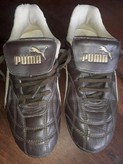 Zapatillas Puma, Muy Poco Uso, Estan Como Nuevas!!