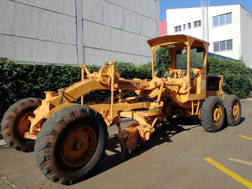 Motoniveladora Caterpillar Modelo 120b