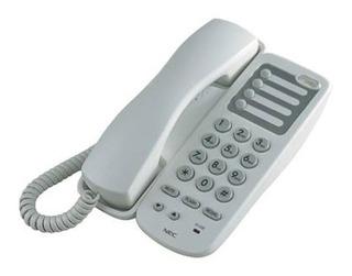 Teléfono Hotelero Nec At45 - 4 Memorias Y Lámp De Timbrado