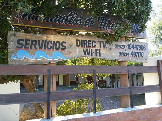 Las Grutas Alquilo A 100 Mts. Del Mar 2019- 2020 Para 4 P