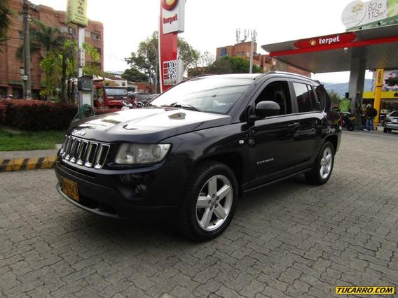 Jeep Compass 4*4 2400