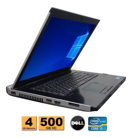 Notebook Dell Vostro 3450 Core I5 4gb 500gb Hdmi Refurbished