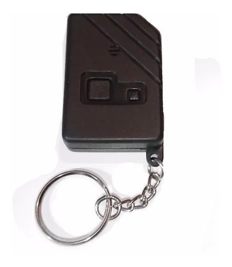 Carcasa Control Remoto Alarma Caution Y Otras Tx2 Negro