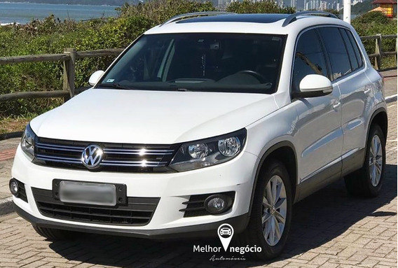 Volkswagen Tiguan 2.0 Tsi Awd (4x4) 200cv Aut. 2014 Branca