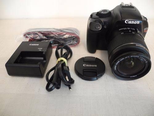 Canon T3 Semi Nova
