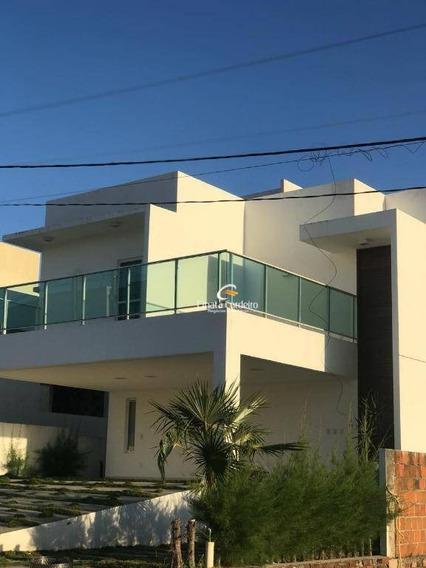 Casa Com 4 Dormitórios À Venda Por R$ 950.000 - Altiplano Cabo Branco - João Pessoa/pb - Ca0154