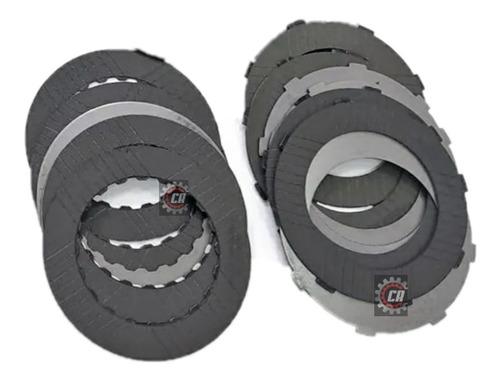 Kit Discos De Composite Câmbio Automático Da Marcha E2 Al4