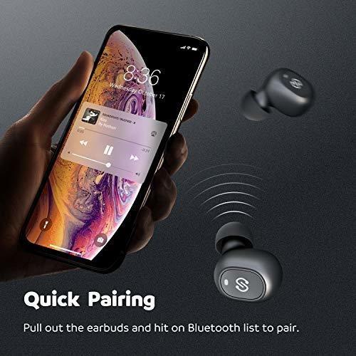 Soundpeats Auricular Inalambrico Bluetooth 5.0