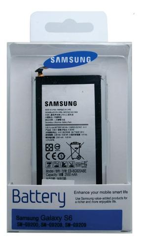 Batería  Original Samsung S6 Edge 2600 Mha- En Stock