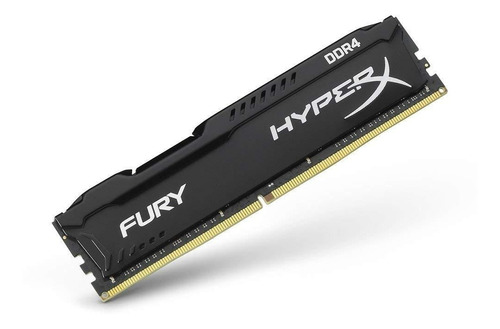 Memoria Kingston Hyperx Fury Ddr4 4gb 2666mhz Cl16