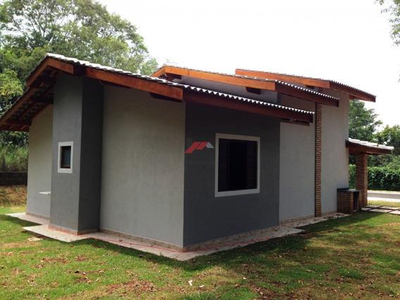 Belíssima Chácara Em Condomínio Fechado Cod 535