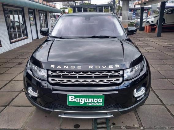 Land Rover Evoque Pure 2.0 Tsi4
