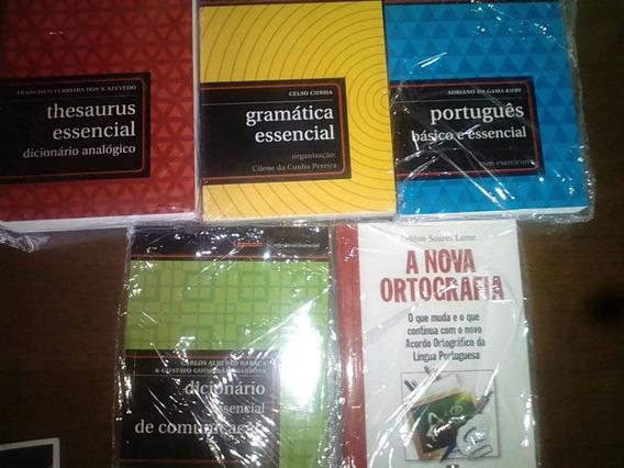 Kit - De Bolso Para Estudar Em Qual Quer Lugar -frete Grátis