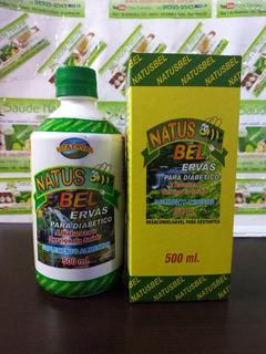 Fortificante Diabete Natus Bel Ervas Medicinais 500 Ml **