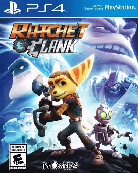 Ratchet And Clank Ps4 Português Embalag.papelão Promoção!