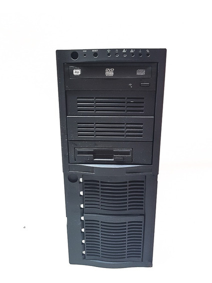 Servidor Torre Xeon 16gb Ram Hd 2tb