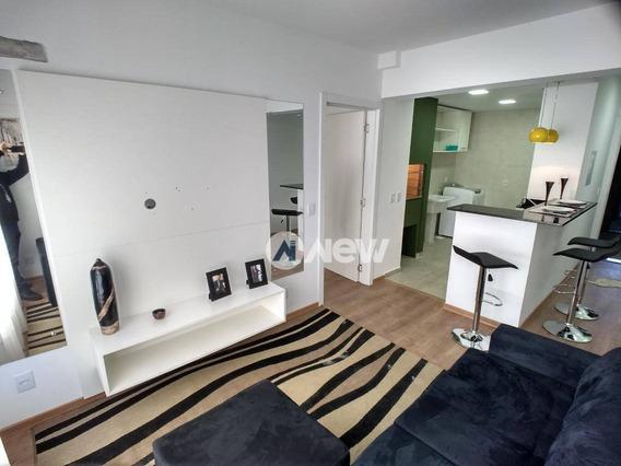 Apartamento Com 2 Dormitórios À Venda, 61 M² Por R$ 328.006,00 - Pátria Nova - Novo Hamburgo/rs - Ap1456