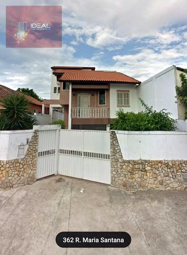 Casa Duplex Em Parque Vicente Goncalves Dias - Campos Dos Goytacazes, Rj - 9338