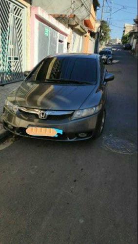 Imagem 1 de 5 de Honda Civic 2010 1.8 Lxl Couro Flex 4p