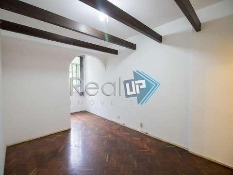 Apartamento Com 2 Quartos Para Comprar No Humaitá Em Rio De Janeiro/rj - 18524