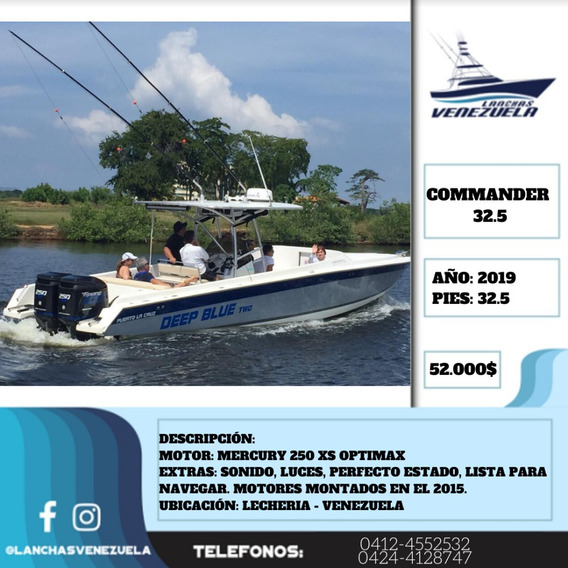 Lancha Commander 32.5 Lv405