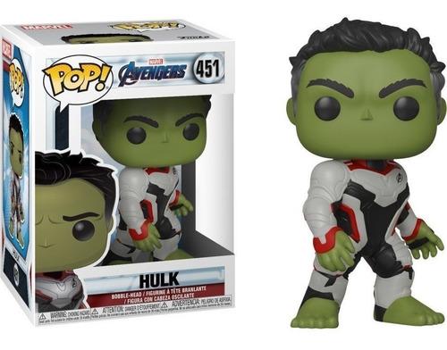 Funko Pop | Marvel Avengers Endgame - Hulk 451 Original