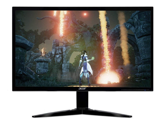 Monitor Gamer Acer 24 Full Hd 144hz Hdmi/dp Kg241-q S/ Juros