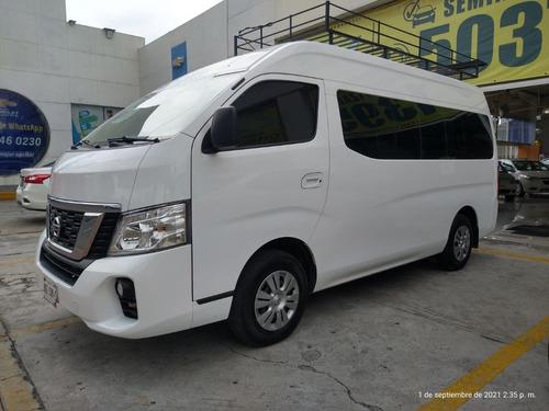 Imagen 1 de 9 de Nissan Urvan 2018