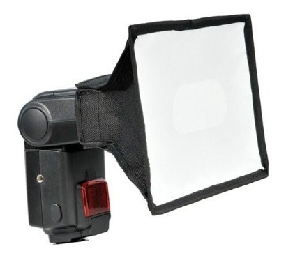 Softbox Para Flash Godox Difusor 15 X 20 Soft Box
