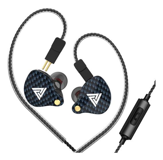 Qkz Vk4 3.5mm Fones De Ouvido Com Fio In-ear Esportes Fone D