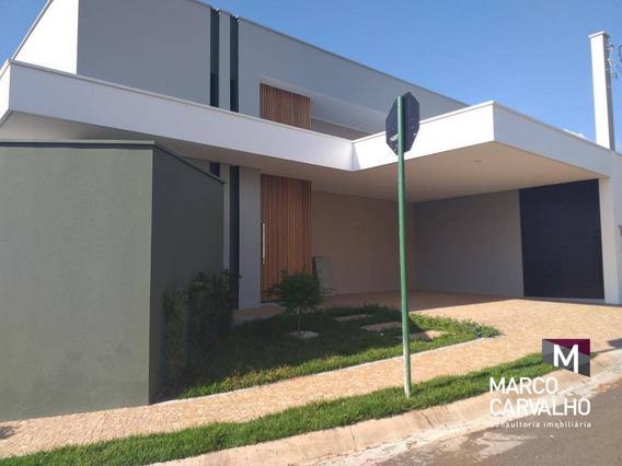 Casa Com 3 Dormitórios À Venda, 150 M² Por R$ 890.000 - Jardim Esmeralda - Marília/sp - Ca0480
