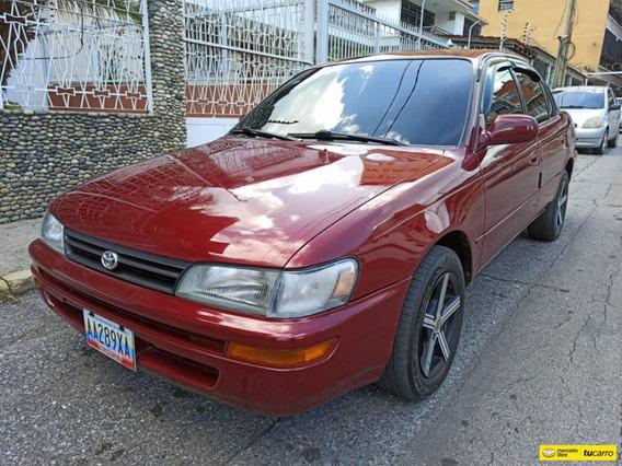 Toyota Corolla Xl Sincronico