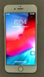 iPhone 7 32 Gb Prata Desbloqueado Botão Home Na Tela 63