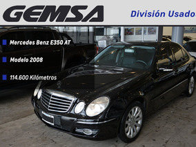 Mercedes Benz Clase E 3.5 E350 Avantgarde At