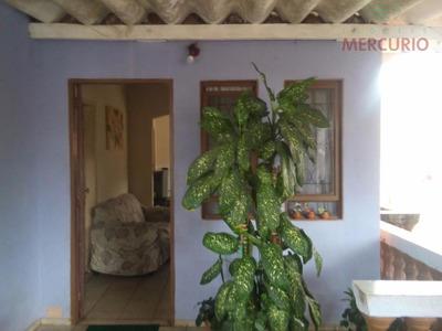 Casa Residencial À Venda, Jardim Bela Vista, Bauru. - Ca1078