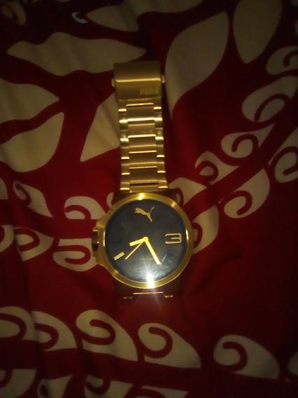 Reloj Puma Gold