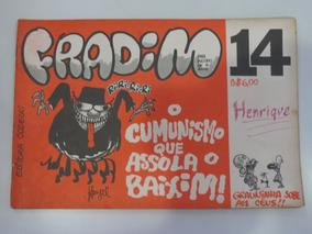 Revista Fradim Nº 14 Henfil - Editora Codecri