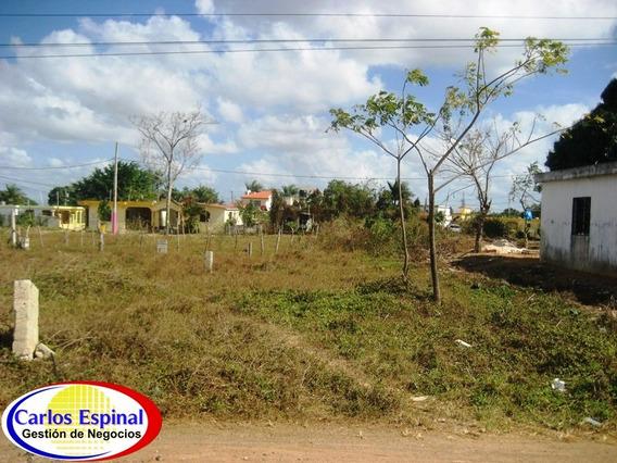 Solar De Venta En Higuey, República Dominicana