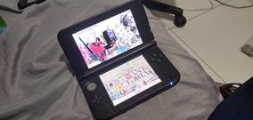 Nintendo 3ds Xl + Street Fighter 4 3ds + Cartão 4gb
