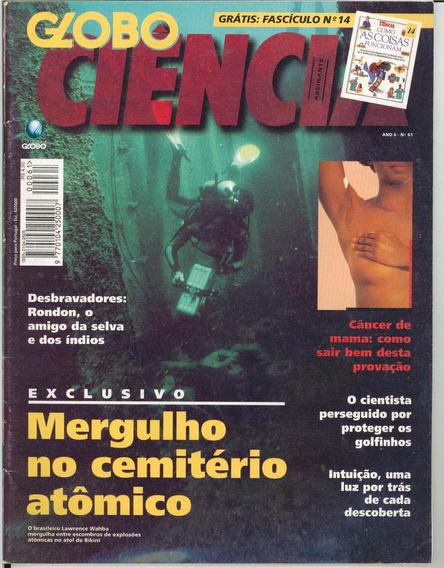 Revista Globo Ciencia - Agosto/1996