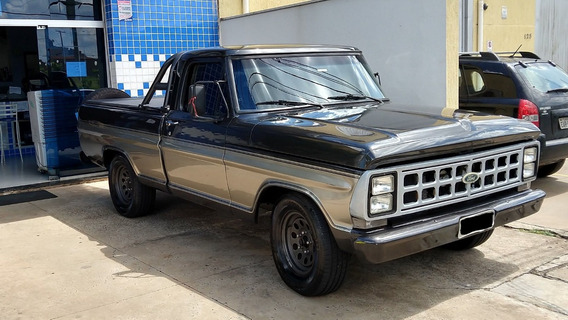 Ford F-1000 Ano 1983 Modelo 83 Motor Mwm 5 Marchas