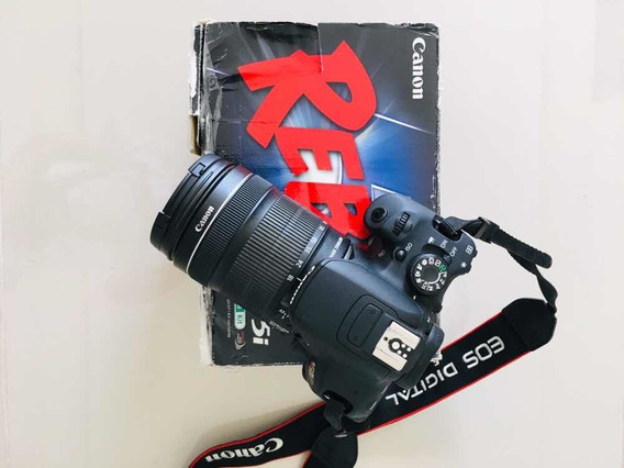 Câmera Canon Rebel T5i