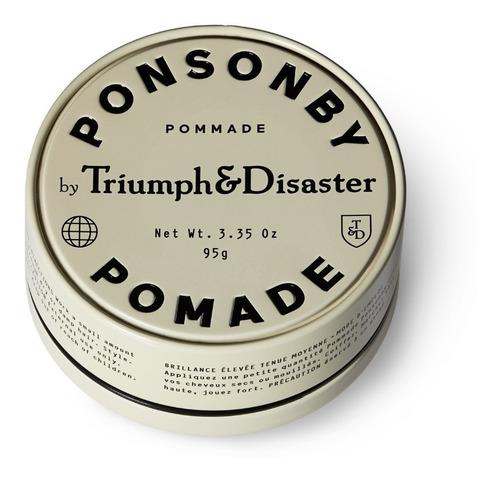 Imagen 1 de 2 de Pomada Para Pelo Triumph And Disaster