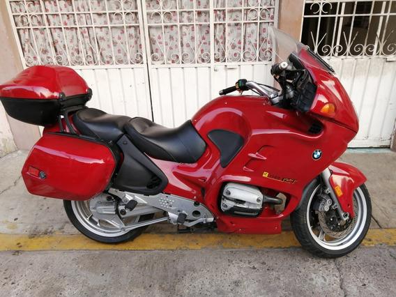 Moto Viajera Bmw R1100rt Cambio X Camineta Suv Ó Carro 4 Cil