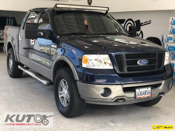 Ford F-150 Doble Cabina 4x4
