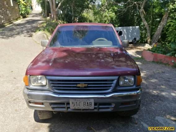 Chevrolet Luv Doble Cabina 4x4