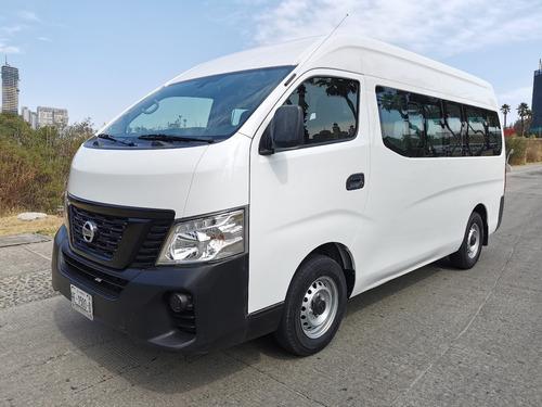 Imagen 1 de 13 de Nissan Urvan 2019 Ventanas Amplia
