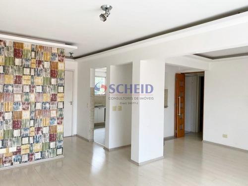 Apartamento 3 Dormitórios À Venda Na Vila Cordeiro - Mc8896
